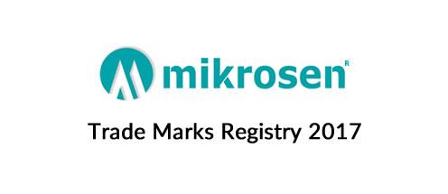 Trade Marks Registry 2017