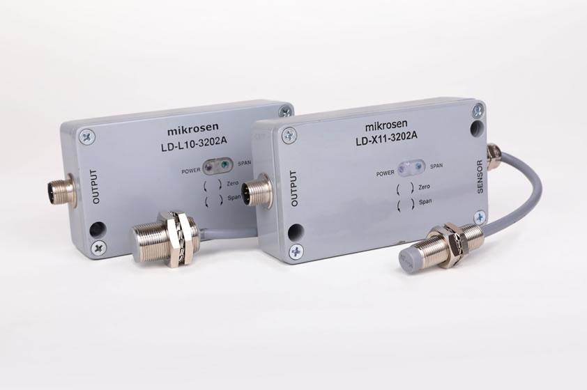 Linear Displacement Sensors